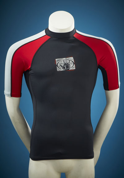 BODY GLOVE SHORT SLEEVE RASH VEST
