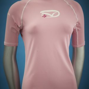GUL LADIES SHORT SLEEVE RASH VEST