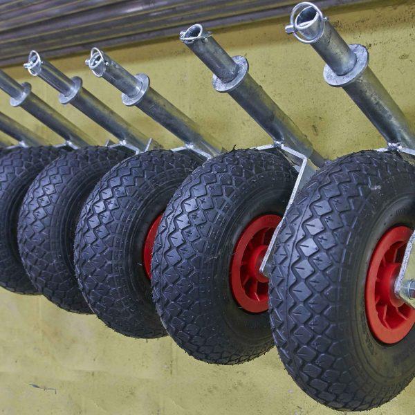 jockey-wheels